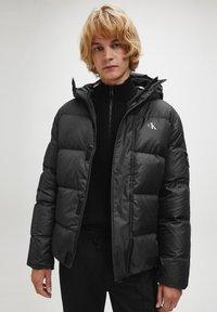 Calvin Klein Jeans - Winter jacket - ck black - 0