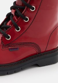 Richter - PRISMA - Lace-up ankle boots - rosso - 5