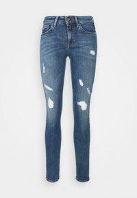Replay - NEW LUZ PANTS - Jeans Skinny Fit - medium blue - 0