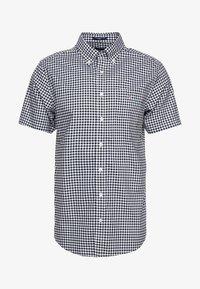 GANT - BROADCLOTH GINGHAM SLIM - Camisa - marine - 4