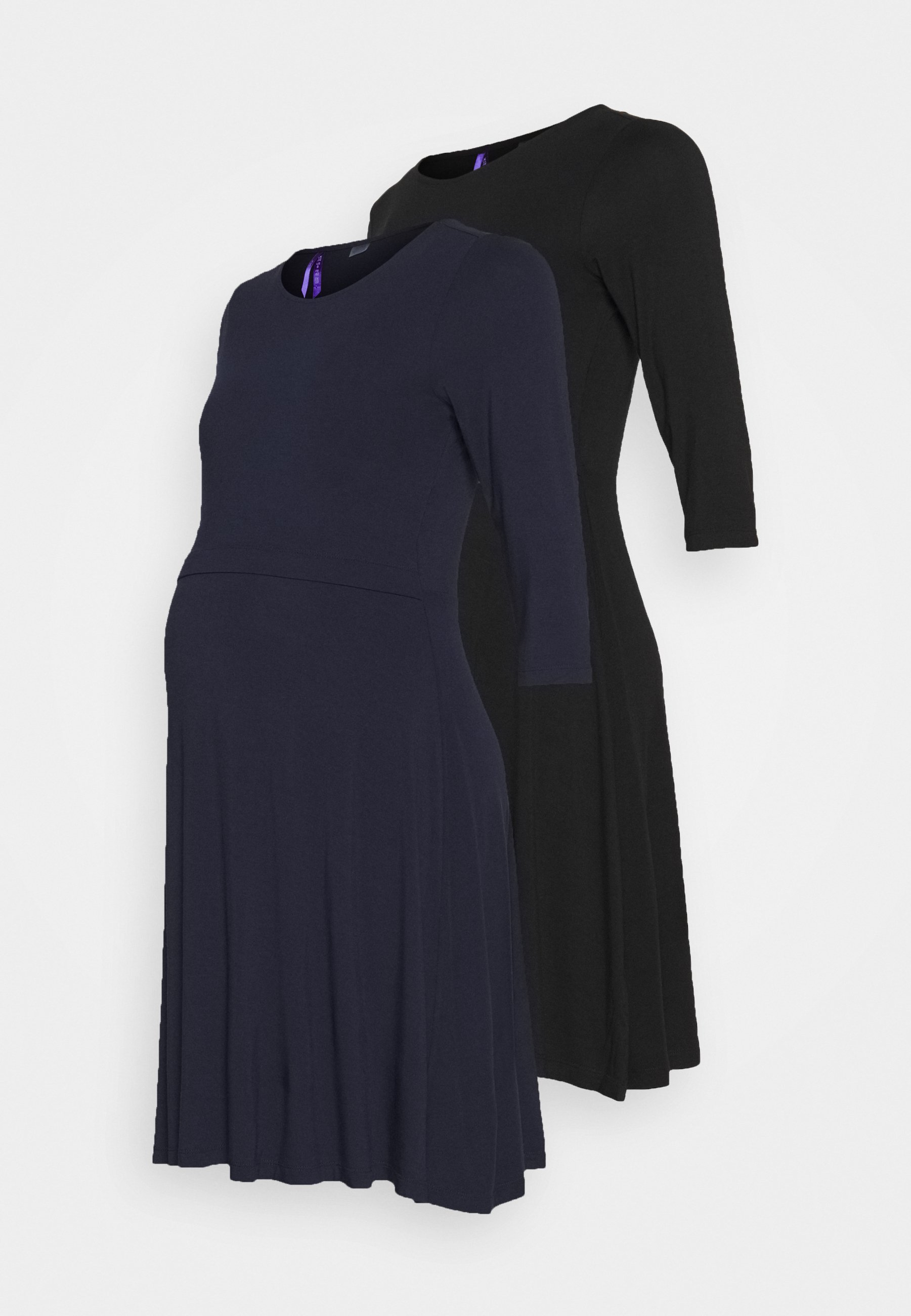 Damen UNA 2 PACK - Jerseykleid