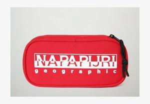 HAPPY - Pencil case - red tango