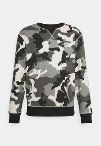 Diesel - UMLT-WILLY SWEAT-SHIRT - Pyjama top - camouflage grey - 4