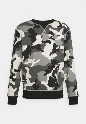 UMLT-WILLY SWEAT-SHIRT - Pyjama top - camouflage grey