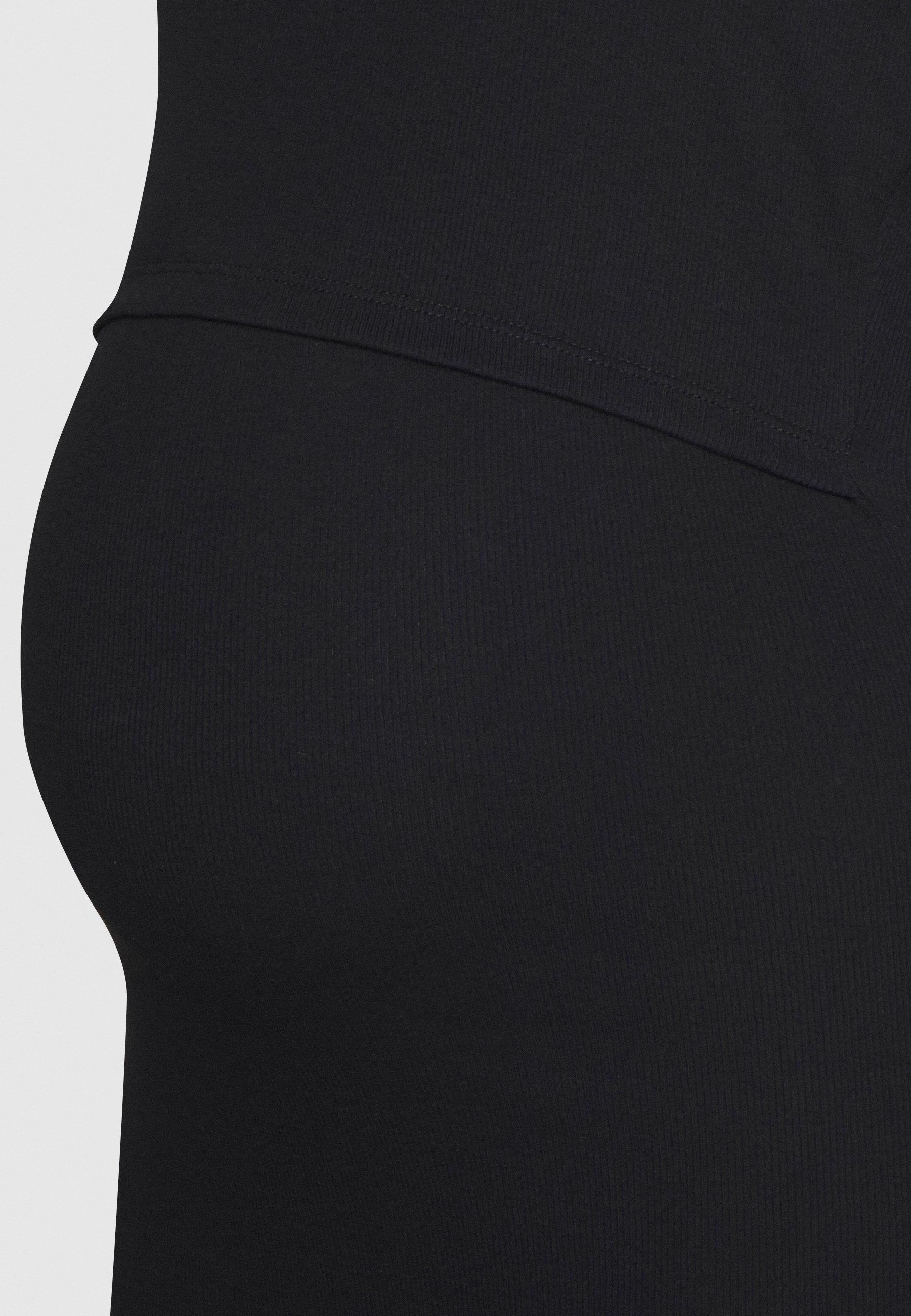 Boob Jerseykjole - Black/svart