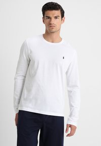 Polo Ralph Lauren - LIQUID - Pyjama top - white - 0