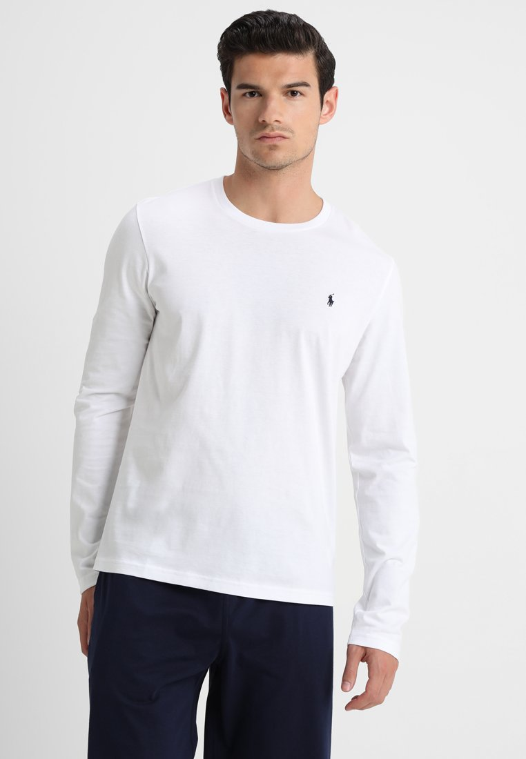 Polo Ralph Lauren - LIQUID - Pyjama top - white