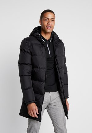 EDGE - Winter coat - black