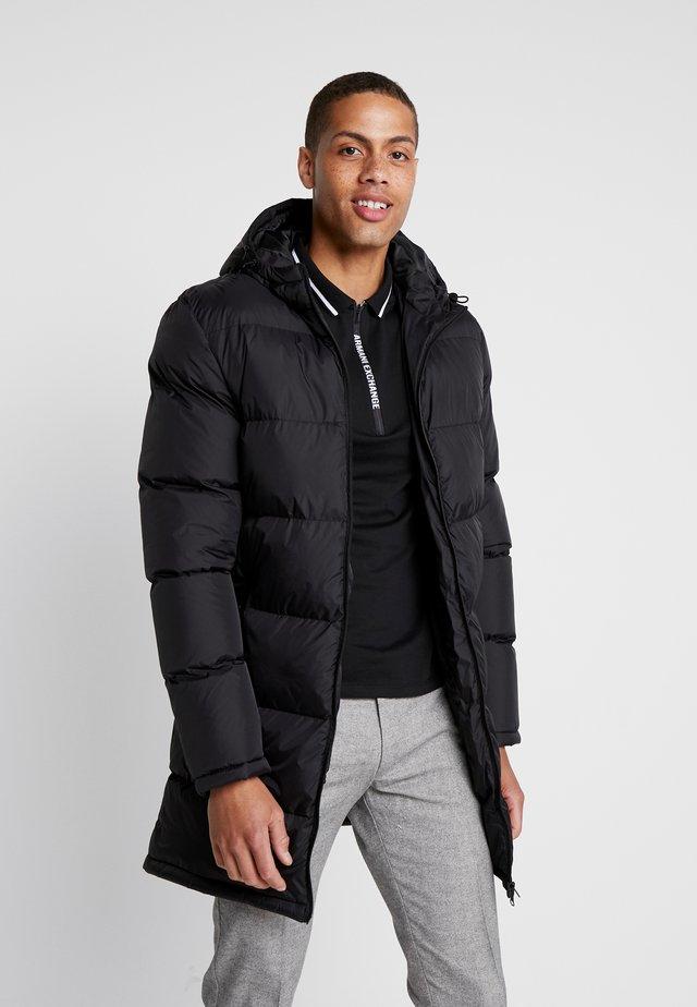 EDGE - Abrigo de invierno - black