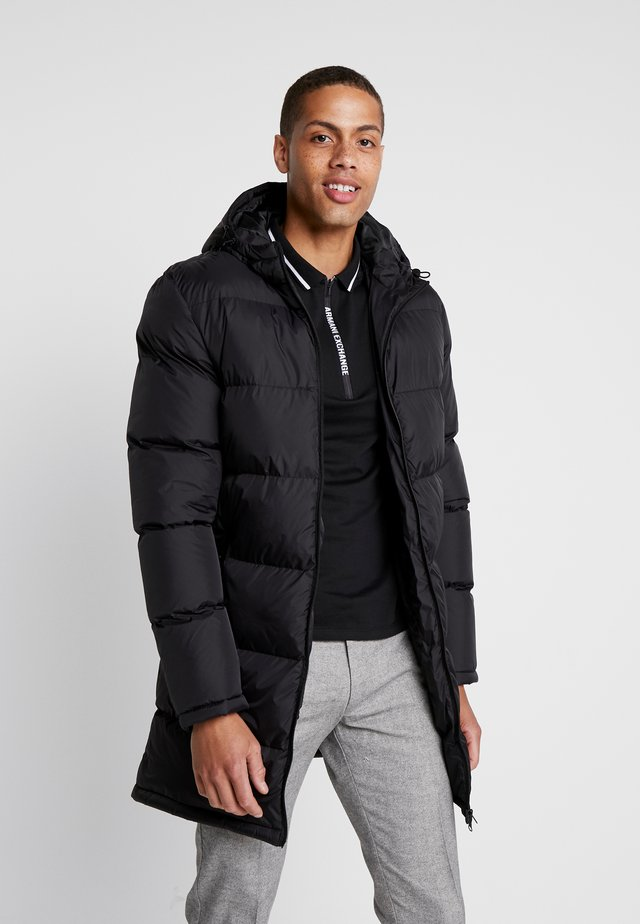 EDGE - Winter coat - black