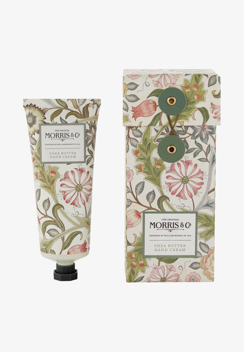 Morris & Co - JASMIN & GREEN TEA HAND CREAM - Handcrème - -