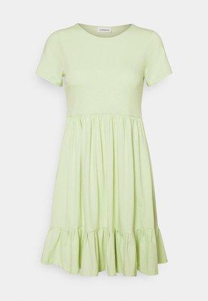 Vestito di maglina - light green