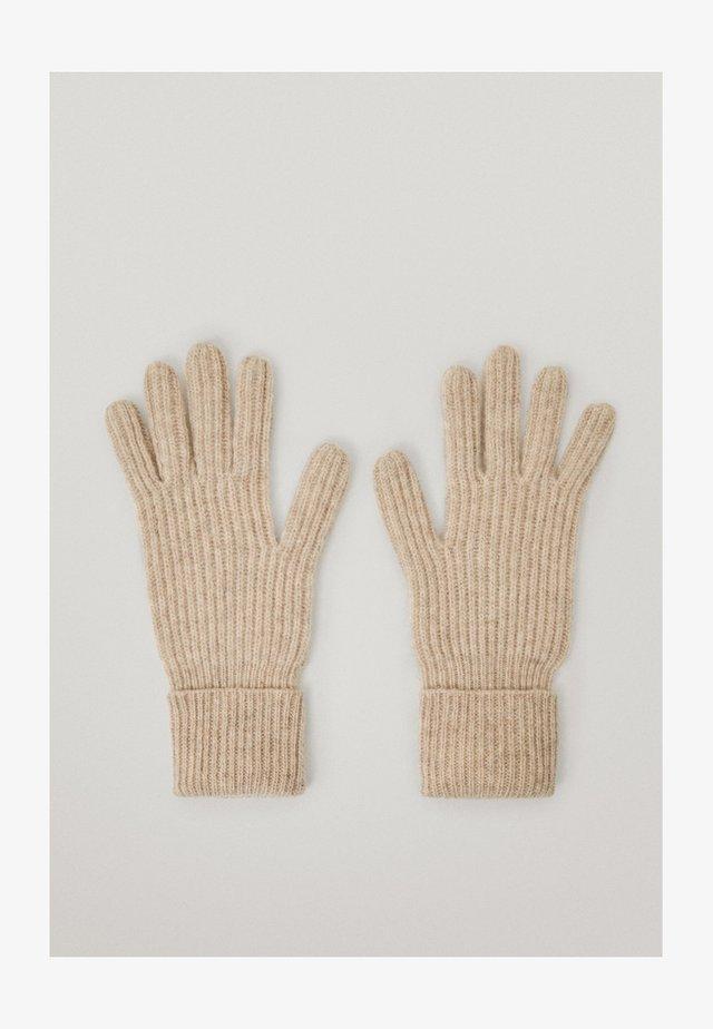 Handschoenen - beige