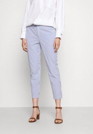 LYCETTE PANT - Pantalones - sapphire star/white