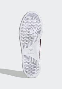adidas Originals - CONTINENTAL 80 - Trainers - footwear white/core black/scarlet - 4