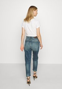 G-Star - JANEH ULTRA HIGH MOM RP ANKLE  - Relaxed fit jeans - faded - 2