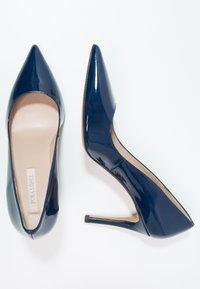 Pura Lopez - High heels - navy - 2