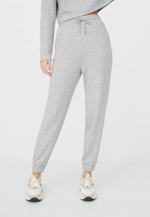 Tracksuit bottoms - grey