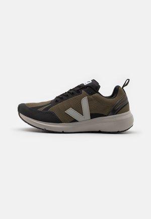 CONDOR 2 - Chaussures de running neutres - kaki/oxford grey/black