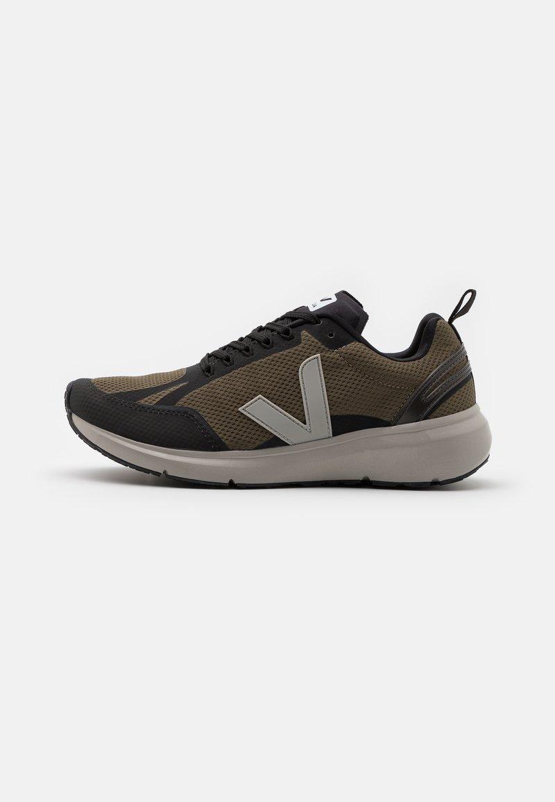 Veja - CONDOR 2 - Chaussures de running neutres - kaki/oxford grey/black