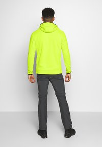 CMP - MAN JACKET FIX HOOD - Training jacket - energy - 2