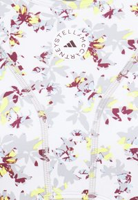 adidas by Stella McCartney - CROP - Camiseta de manga larga - white - 2