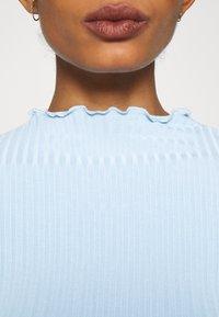 Mads Nørgaard - TRUTTE - Long sleeved top - light blue - 6
