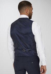 Van Gils - Suit waistcoat - dark blue - 2