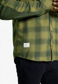 Norrøna - SVALBARD  - Shirt - olive drab/slat - 3