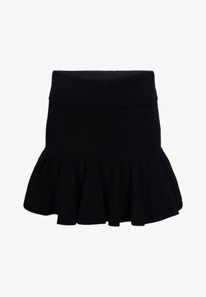 GINGER - A-snit nederdel/ A-formede nederdele - black