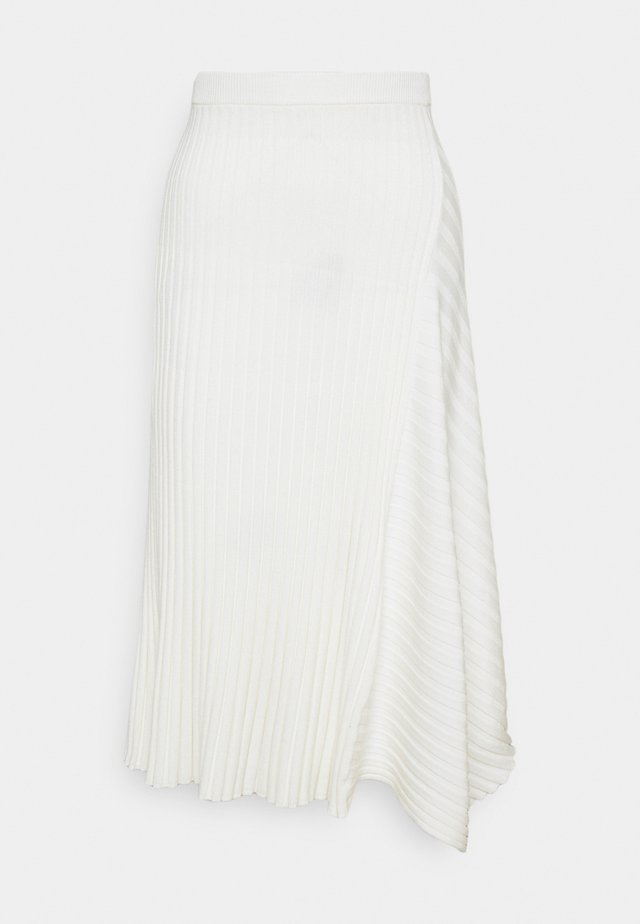 SKIRT - Gonna a campana - off white