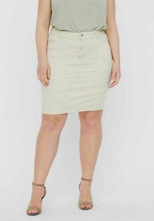 Pencil skirt - birch