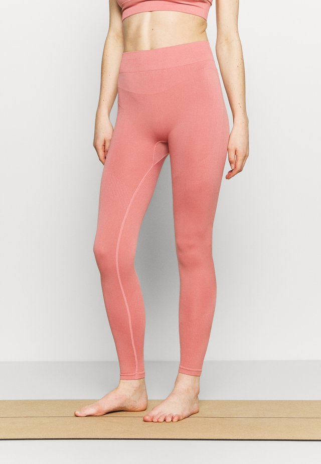 BLANKA - Legging - dark pink