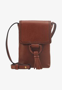 Fossil - BOBBIE - Across body bag - brown - 1