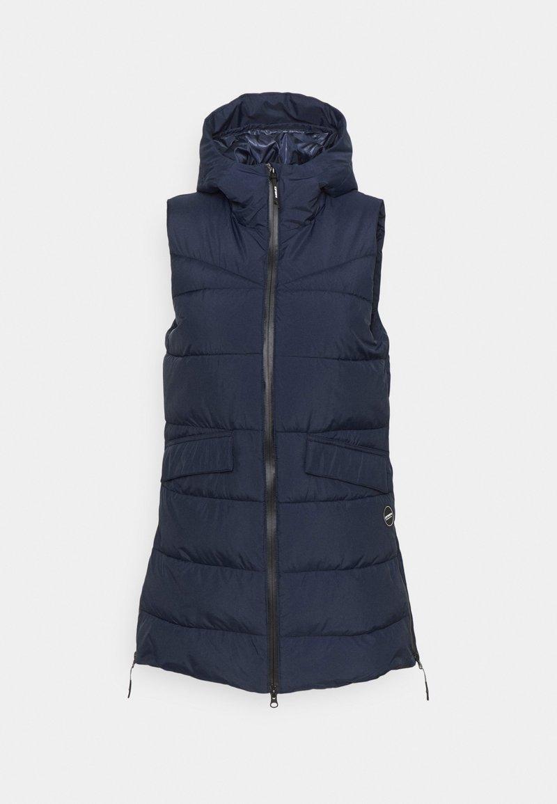 Icepeak - PETRONILA - Waistcoat - dark blue