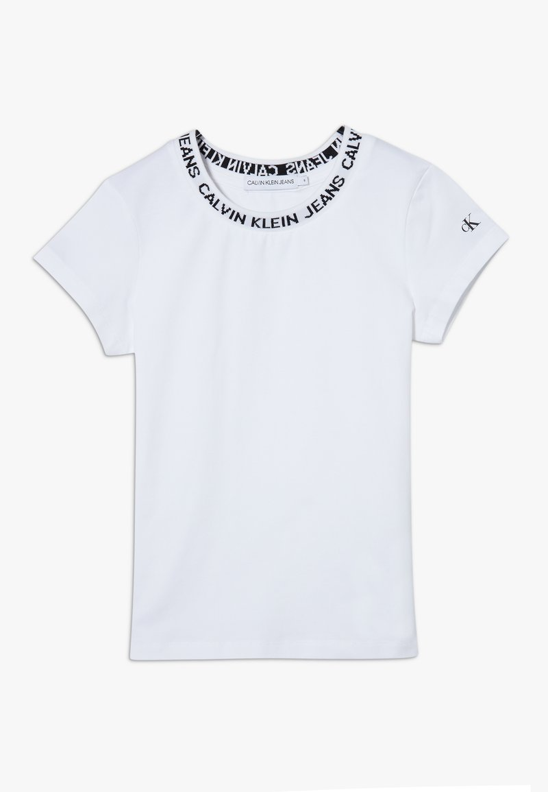 Calvin Klein Jeans - LOGO  - Print T-shirt - white