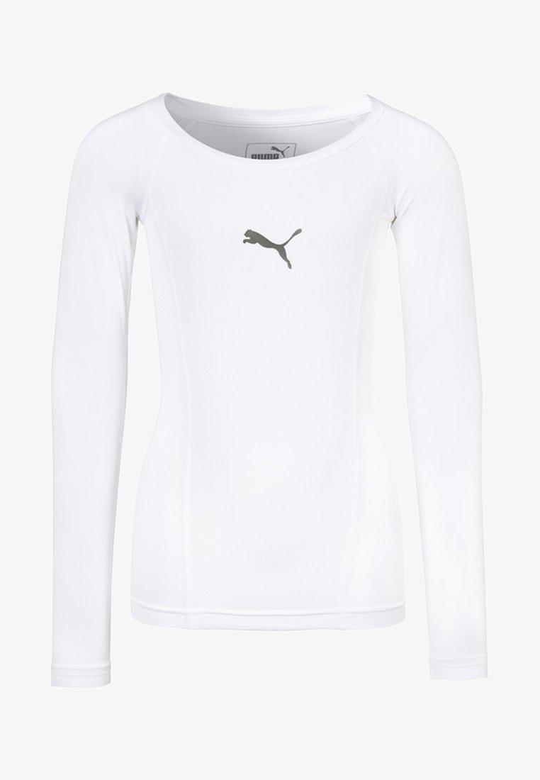 Puma - Sports shirt - white