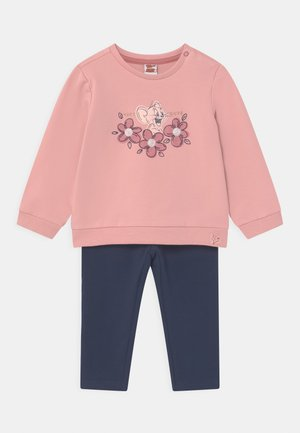SET  - Sweatshirt - peachskin