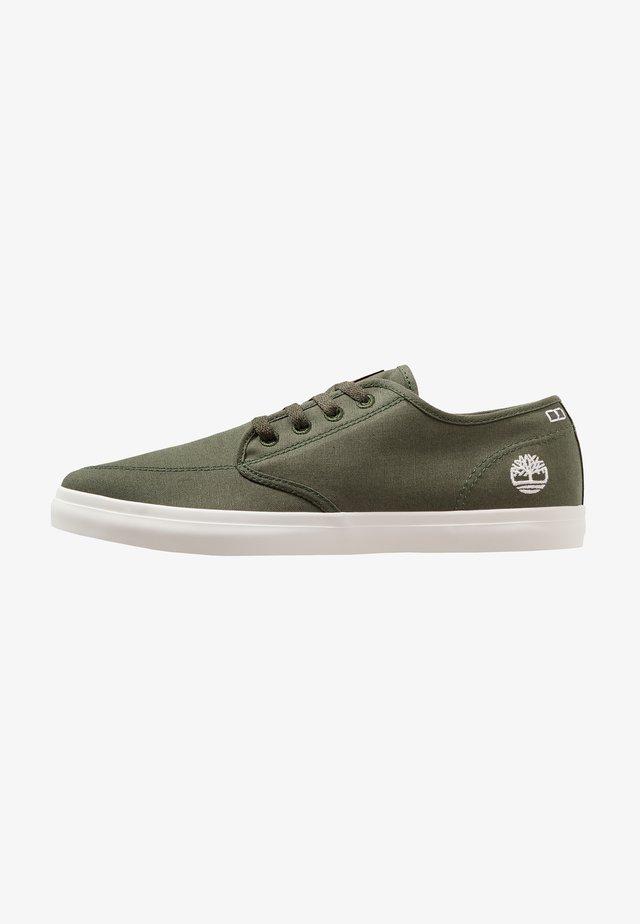 UNION WHARF - Sneaker low - dark green