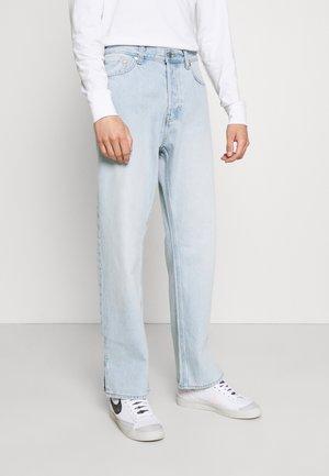 SPACE SPLIT JEANS - Jeans relaxed fit - pen blue
