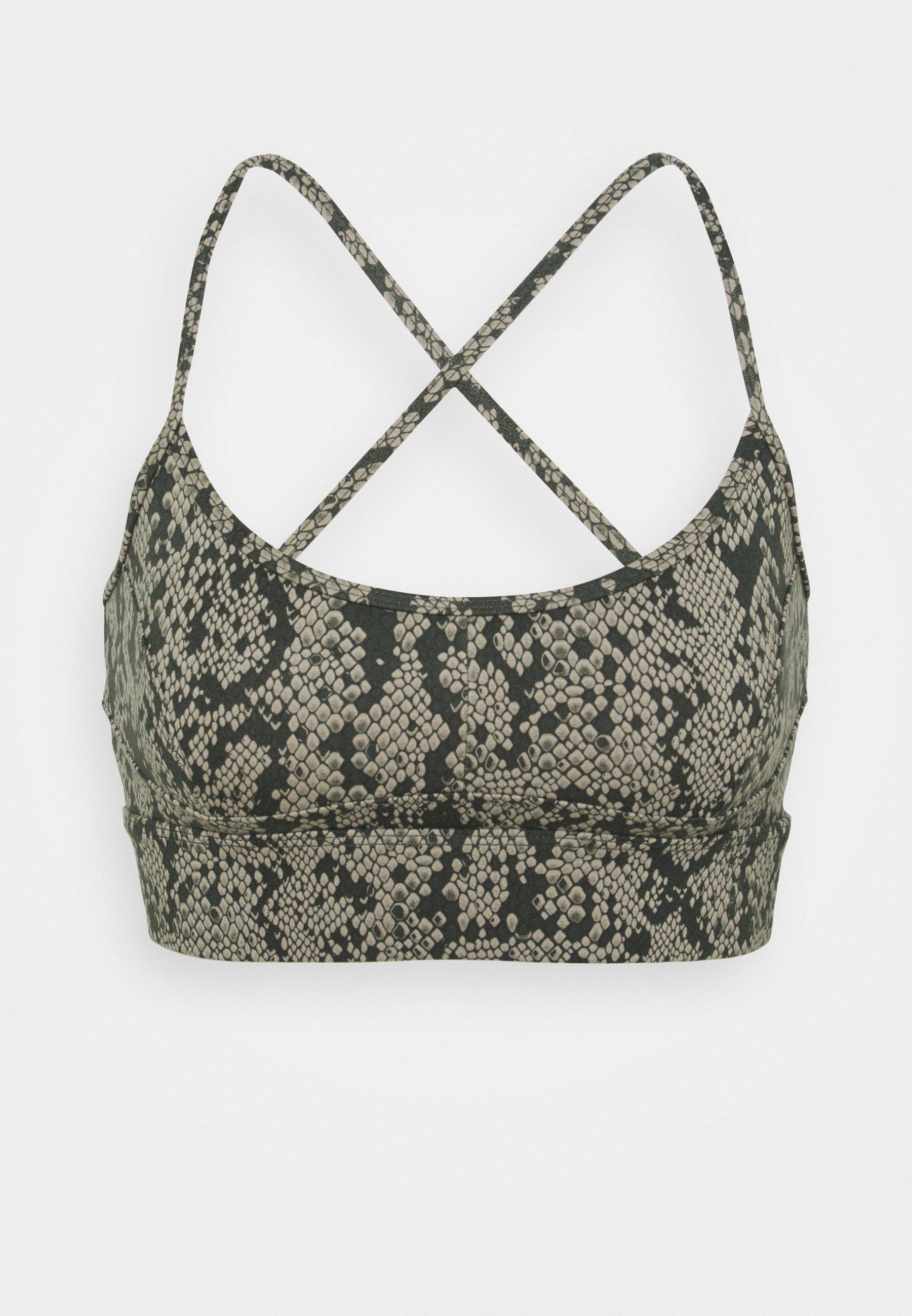 Women IRENA BRA - Medium support sports bra