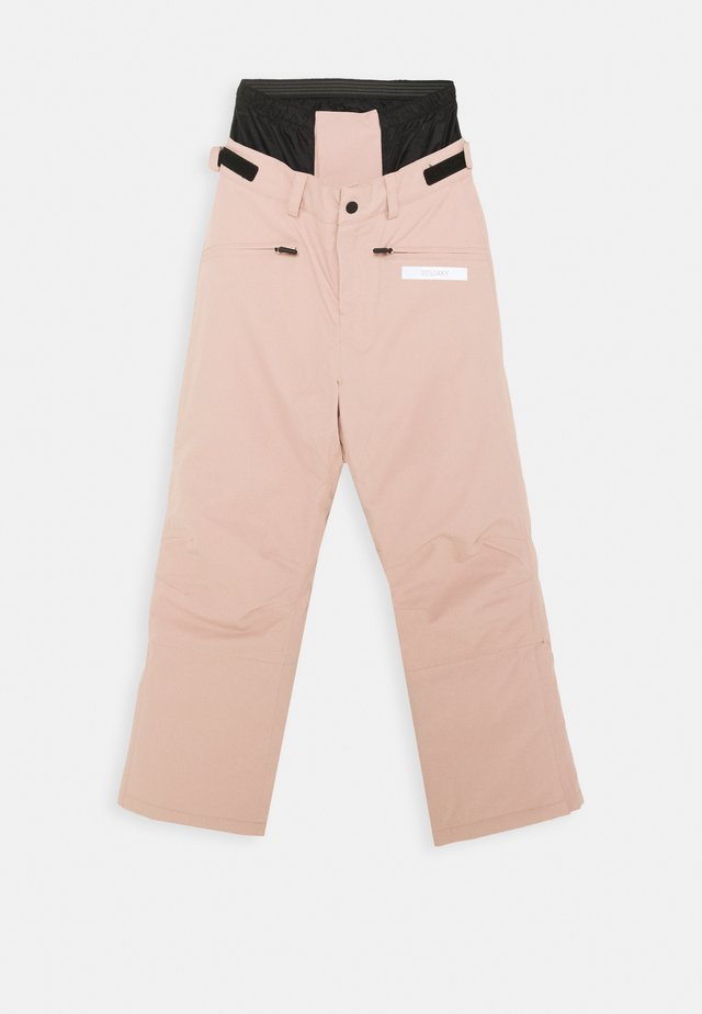 BIG BAD WOLF UNISEX - Pantalon de ski - evening pink