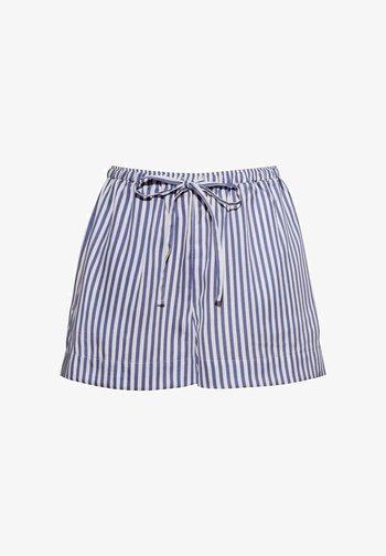 SAGA  - Spodnie od piżamy - blue
