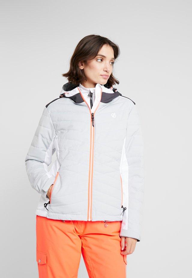 SIMPATICO JACKET - Kurtka narciarska - argent grey