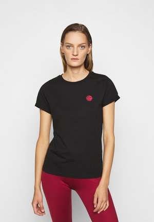 THE SLIM TEE - Basic T-shirt - black