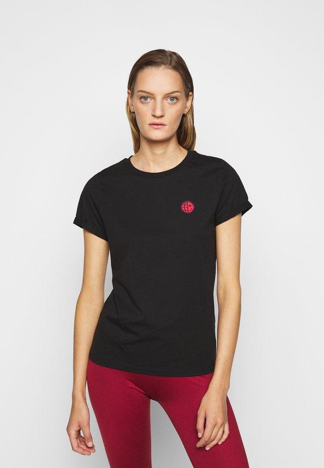 THE SLIM TEE - T-Shirt basic - black