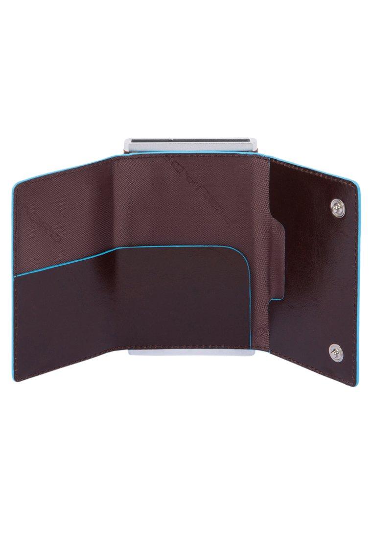 Piquadro SQUARE - Étui pour cartes de visite - brown