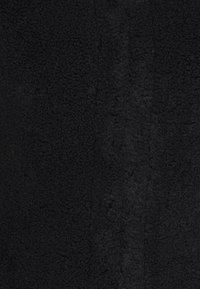 Weekday - LINNEA PILE VEST - Smanicato - black pile - 2