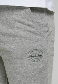 Jack & Jones Junior - 2 PACK - Shorts - light grey melange - 6