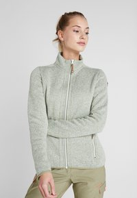 Icepeak - AUTUN - Fleece jacket - antique green - 0